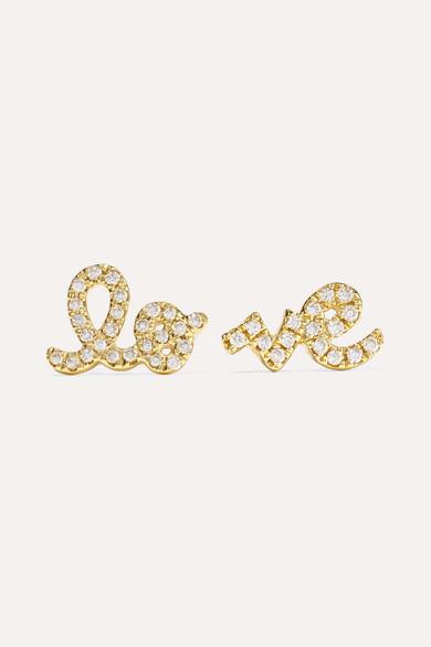 custom wholesale 14K gold zirconia earrings OEM Jewelry manufacturers