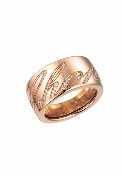 OEM RING 925 silver ROSE custom wholesale GOLD