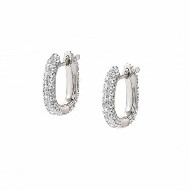 Australia 925 silver custom jewelry shop OEM ODM Earrings in sterling silver with Cubic Zirconia