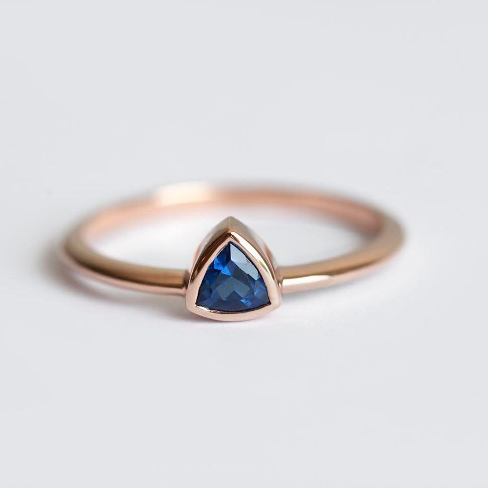 Blue-Sapphire-Ring-Minimalist-Gold-Plated-Charm