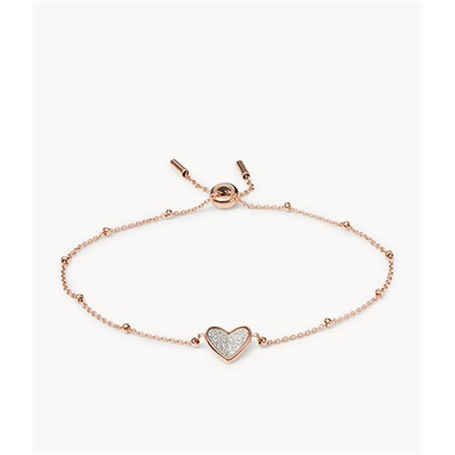 Canada customize jewelry  manufacturer order 925 silver bracelet in 18k rose gold vermeil