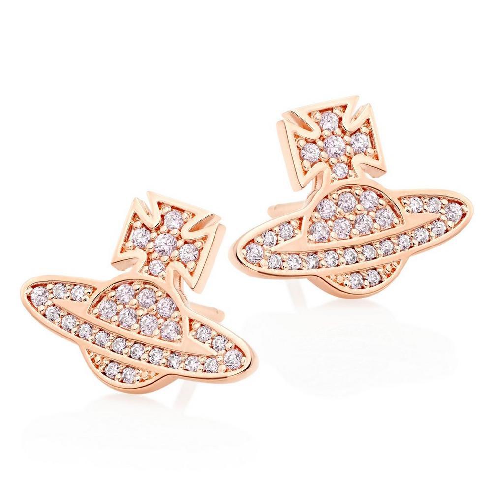 Custom Rose Earrings in 925 sterling silver amd gold 18k made OEM jewelry manufacturer
