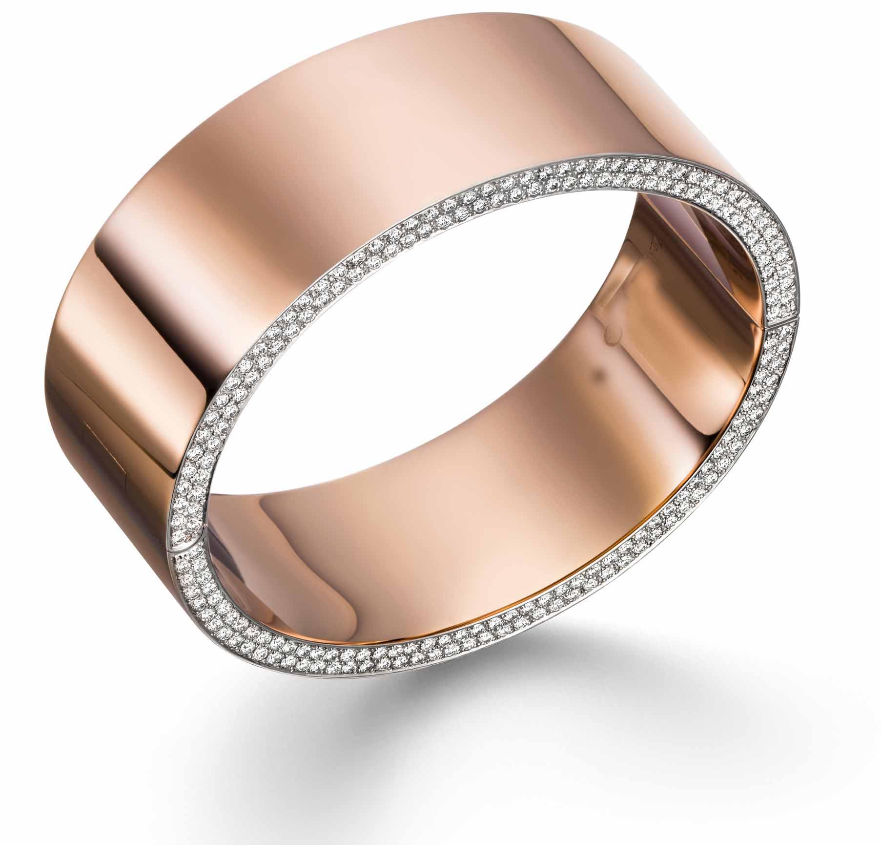 Custom Women's 18k Gold Bracelets design fine jewelry wholesaler suppliers