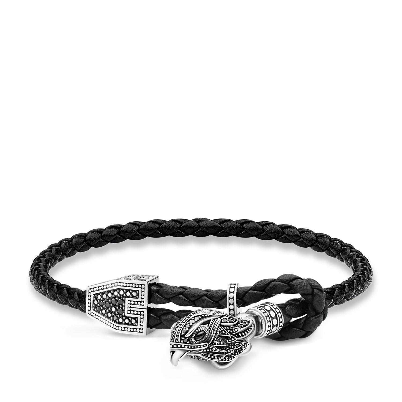 Wholesale OEM/ODM Jewelry Custom a size-adjustable bracelet sterling silver mens jewelry wholesale