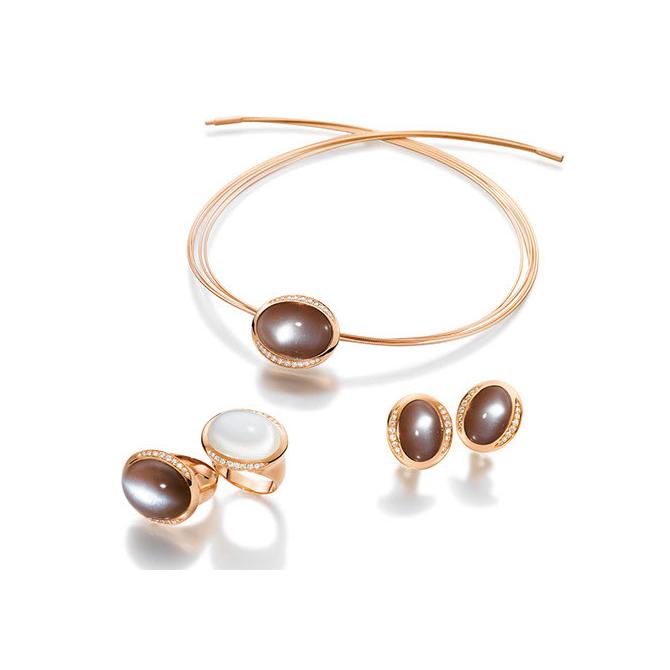 Custom design plating rose gold ring earring bracelet ladies oem 925 sterling silver jewelry manufacturer