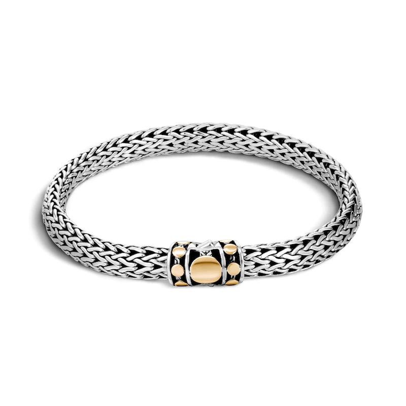 Wholesale Custom made Bracelet Sterling Silver 18K Yellow Gold vermeil design OEM service OEM/ODM Jewelry