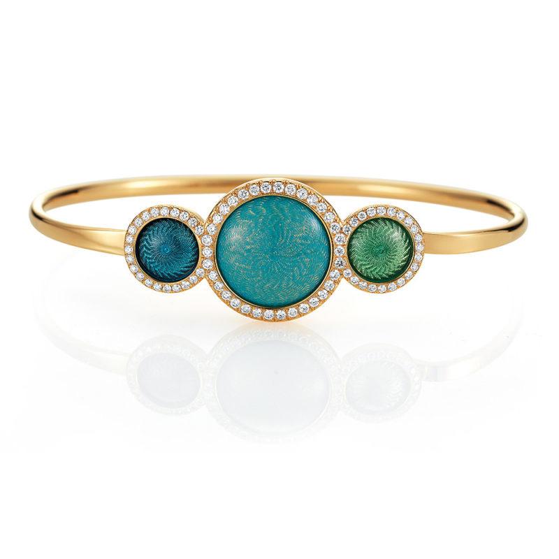 Custom the latest styles of engraved bracelet jewelry for women