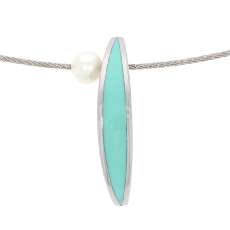 Italy Fashion Gold Plated Necklace  Custom Wholesaler