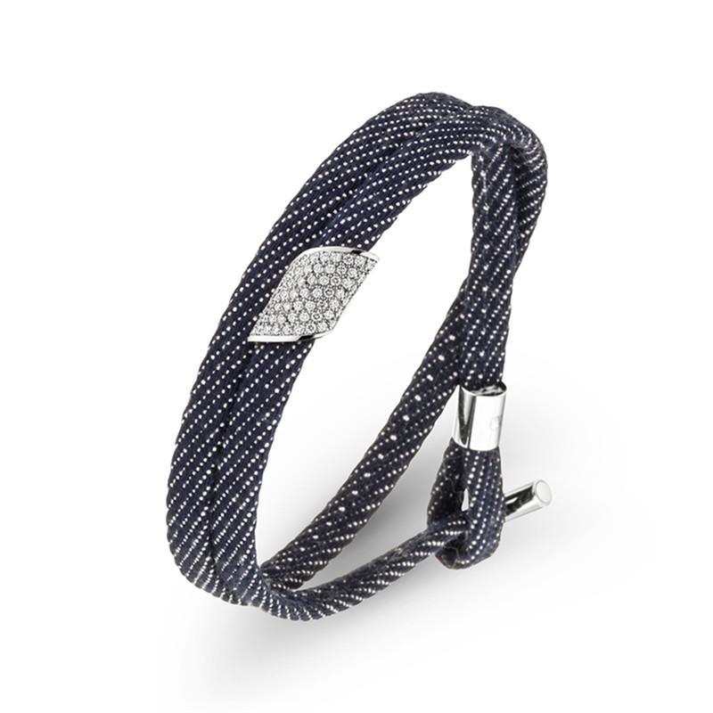 ODM custom sterling silver bracelet manufacturer
