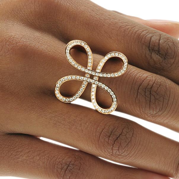 Sterling Silver Cubic Zirconia Ring custom wholesaler