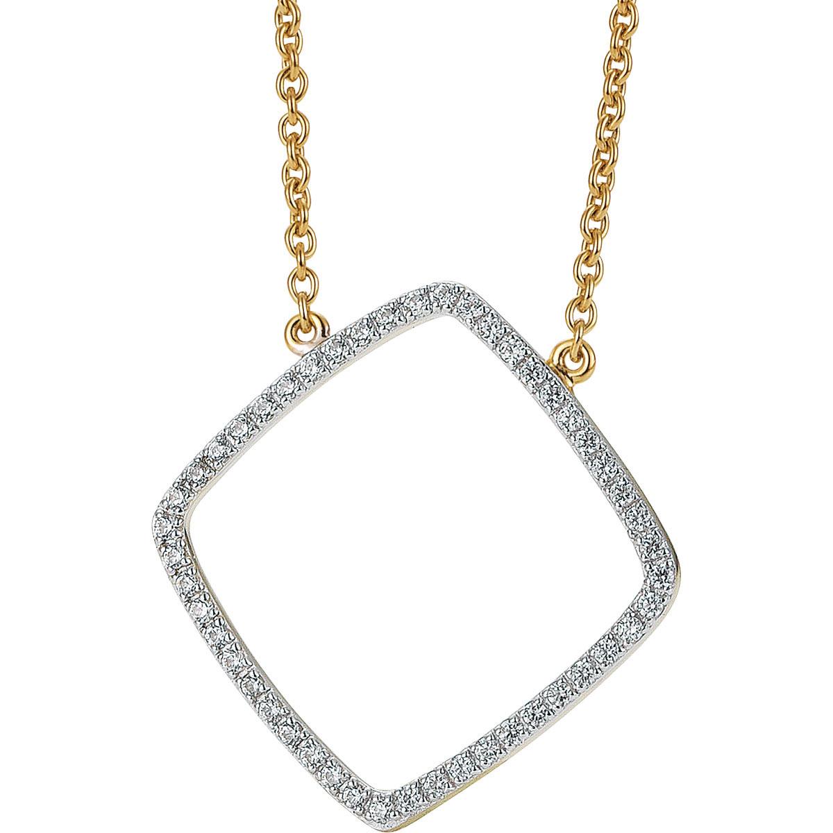 Wholesale custom OEM/ODM Jewelry cz pendants gold plated jewelry manufacturers