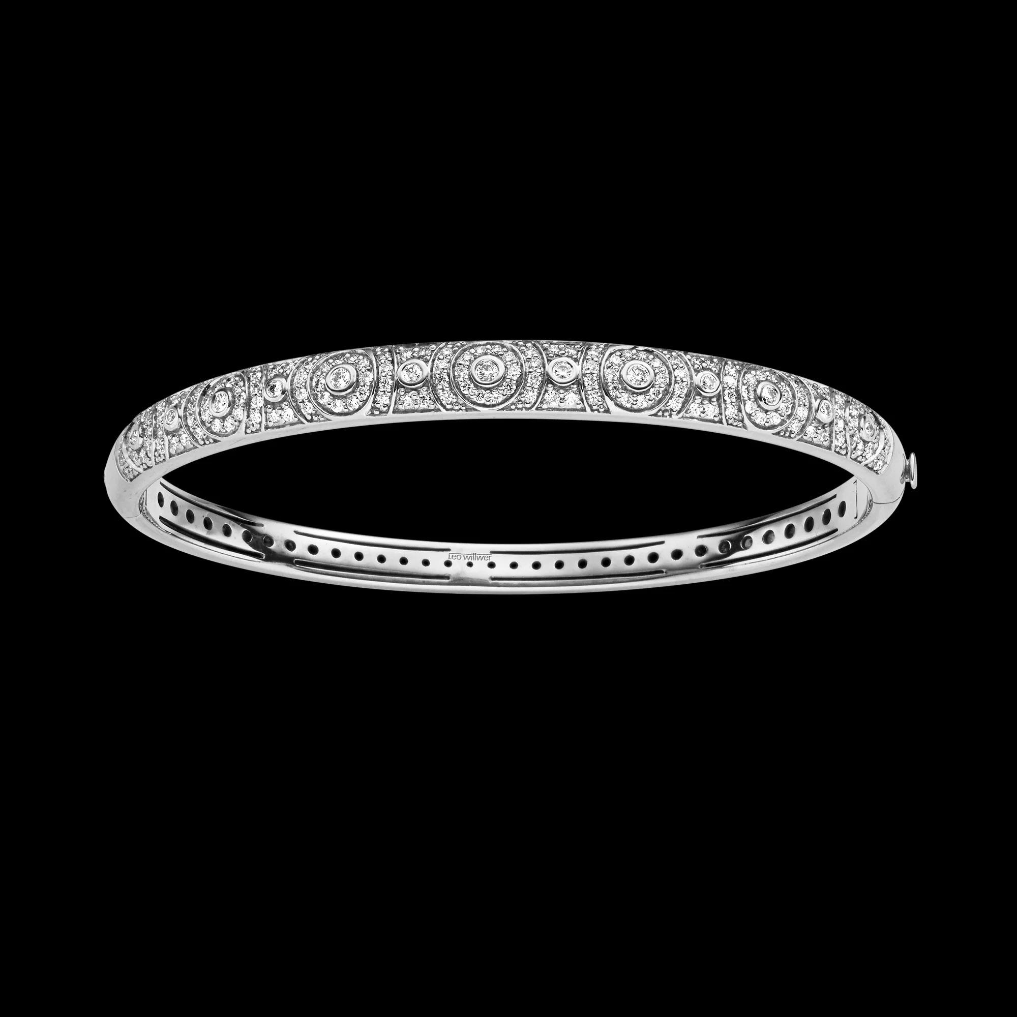Wholesale customized rhodium plated bracelet silver jewelry manufacturer OEM/ODM Jewelry